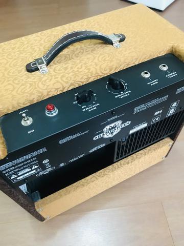 Amplificador Valvulado Fender Ramparte