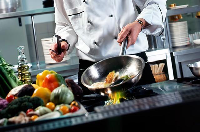 Chef privado necessário