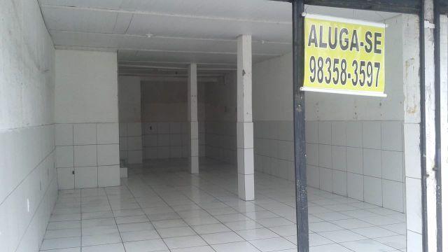 Ponto comercial 66m²- ótima localização