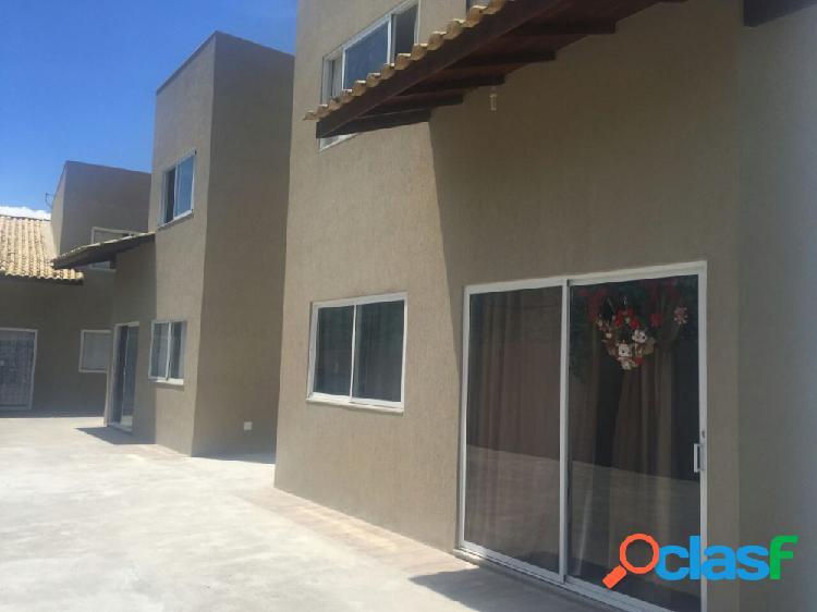 Belo Duplex 3 Quartos em condominio - Costa Azul - Casa em