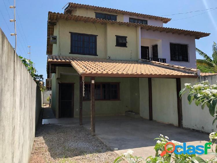 Belo Triplex 3 Quartos - Terra Firme - Casa Triplex para