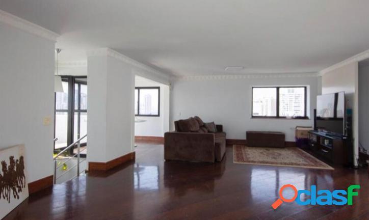 Dúplex com 3 quartos à venda no Anália Franco, 315m² por
