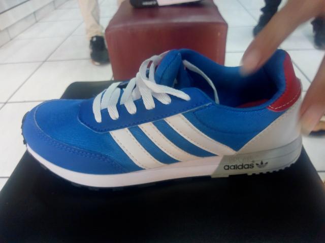 3b422a5b56 Tênis adidas confortável pro seu pé