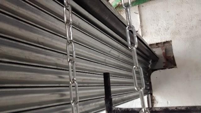 portas de aço automáticas e portas de aço manuais