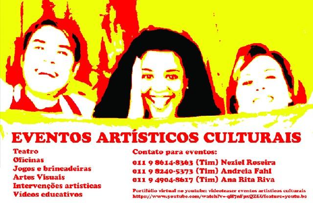 Eventos Artísticos Culturais