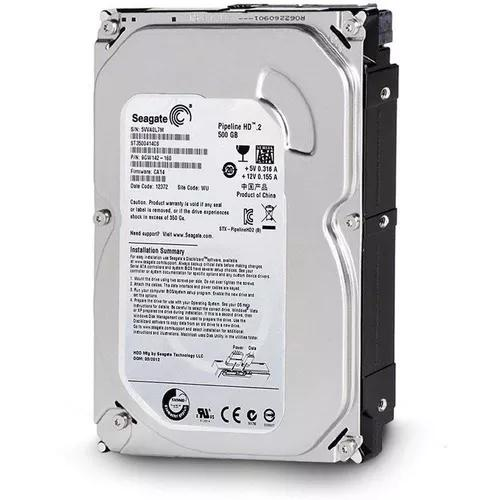 Hd 500gb Para Pc Desktop Seagate Novo