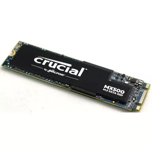 Hd Ssd M2 Crucial 500gb Ct500mx500ssd4