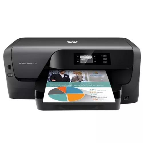Impressora Hp Officejet Pro 8210 Wireless - Bivolt