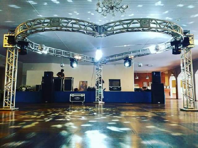 Locação de equipamentos para eventos em geral