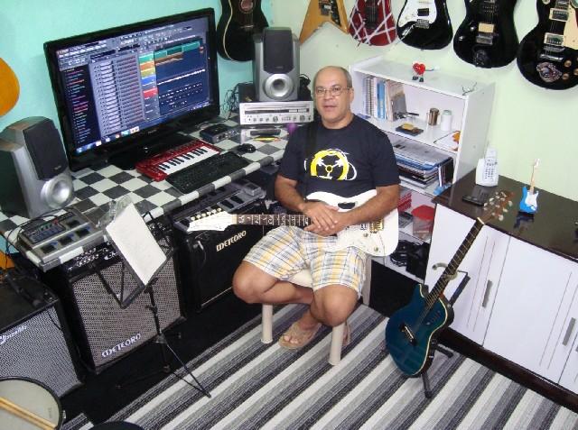 Loja de música na ilha do governador