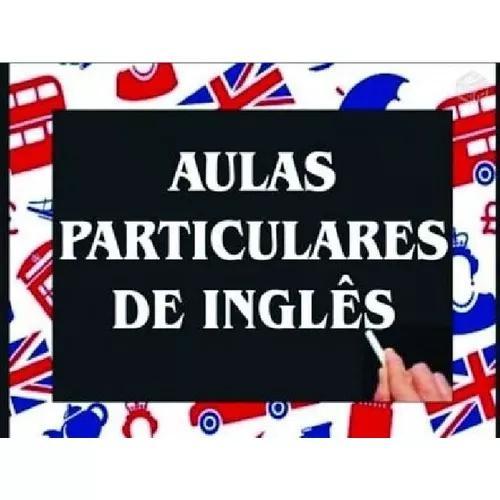 Aulas Particulares De Ingles