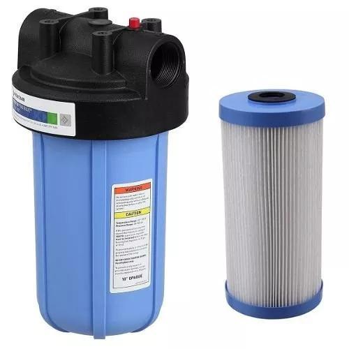 Filtro De Água Para Poço Artesiano Cisternas Alta Vazão
