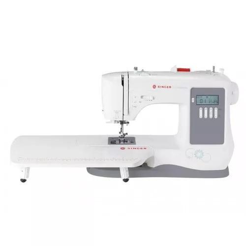 Maquina De Costura Singer 7640 Confidence - 131 Pontos