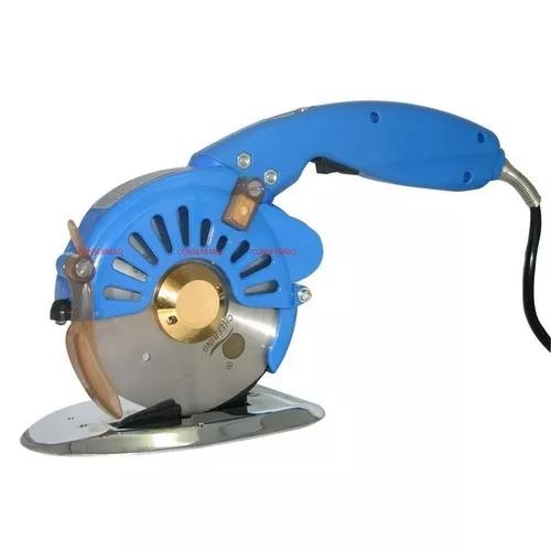 Máquina De Cortar Tecidos Direct Drive Disco Octogonal 4