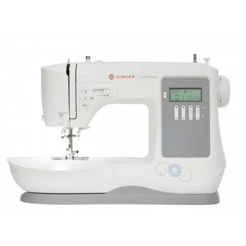 Máquina De Costura Doméstica Singer Confidence 7640 Bivolt