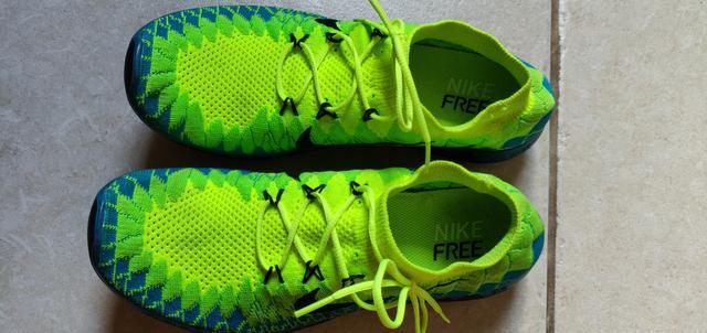 Tenis Nike Free Flyknit 3.0 Original N° 41