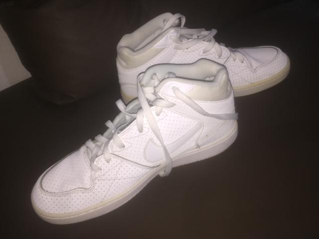Tênis Nike Air branco original tamanho 41