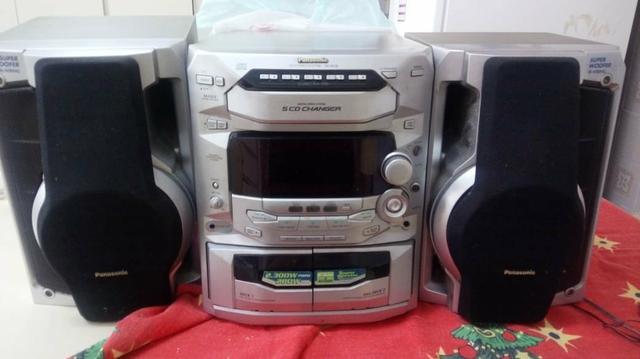 Aparelho De Som Panasonic Sa Ak200  Ud83e Udd47