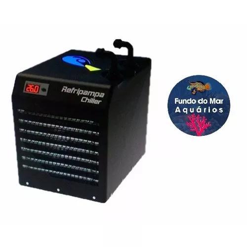 Chiller Refripampa 1/3 Hp P/ 700l 220v/110v