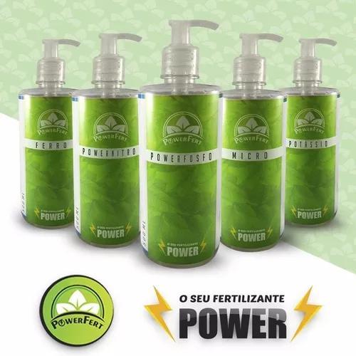 Fertilizantes Aquário Plantado Kit Estimative Power.