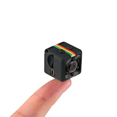 Mini Câmera Quelima Sq11 Fullhd p Visão Noturna