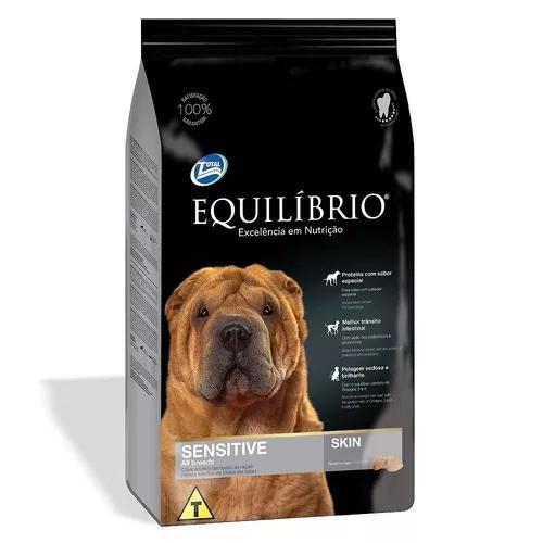 Ração Equilíbrio Para Cães Adultos Sensíveis 15kg