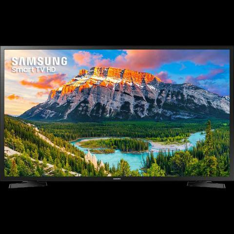 """Smart TV led 32"""" Samsung HD com Conversor Digital 2 HDMI 1"""