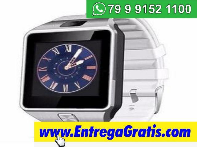 N.a.o-P.e.r.c.a.! Relógio SmartWatch Bluetooth Android/ios