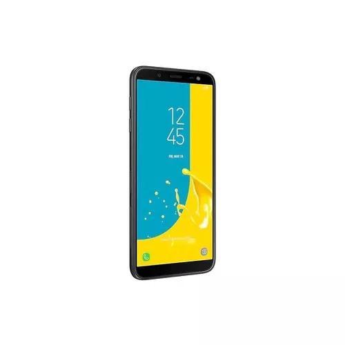 Samsung Galaxy J6 64gb Dual Chip Tela 5.6 4g Preto