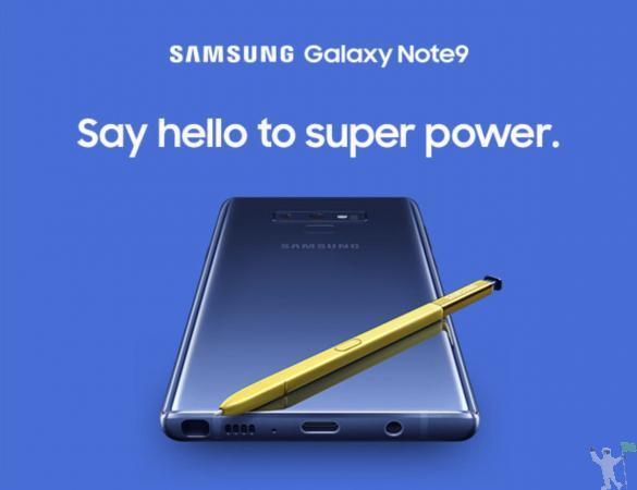 Samsung Galaxy Note 9 128Gb Anatel+ Nf+Garantia