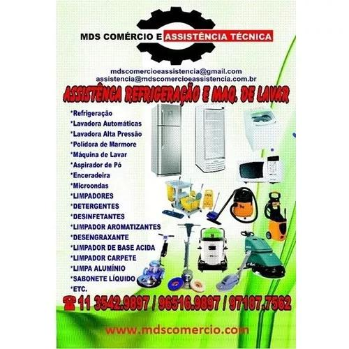 Assistencia Maq Lavar Roupas Geladeira E Freezers