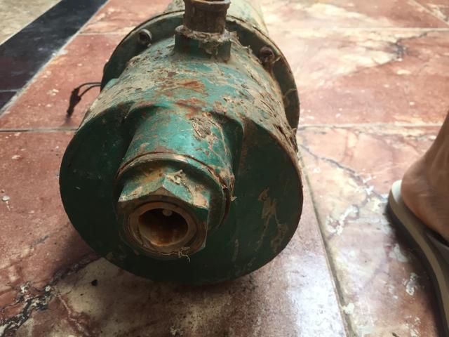 Bomba de água trifásico 2 bomba