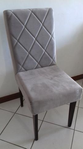 Cadeiras Madeira Maciça Novas, várias tonalidades e