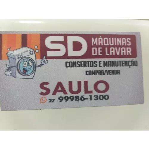 Conserto De Máquina De Lavar Roupa E Lava E Seca