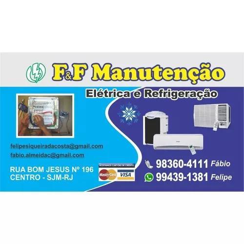 Instalação,manutenção E Carga De Gás Ar Condicionado