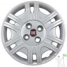 Jogo de Calota novo Aro 14 Original Fiat Palio Fire Economy
