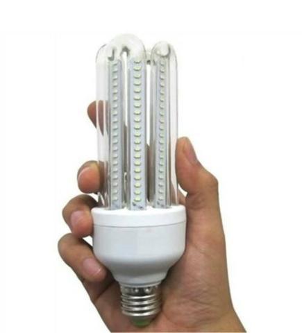 Lâmpadas de LED - 3U, Bulbo e Tubular