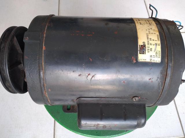 Motor 2 cv monofásico de alta