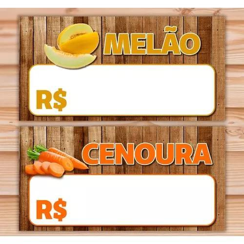 Placas Para Varejão, Mercado, Açougue. Apaga Fácil