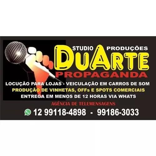 Produçao De Vinhetas, Spot Comercial, Offs, Etc