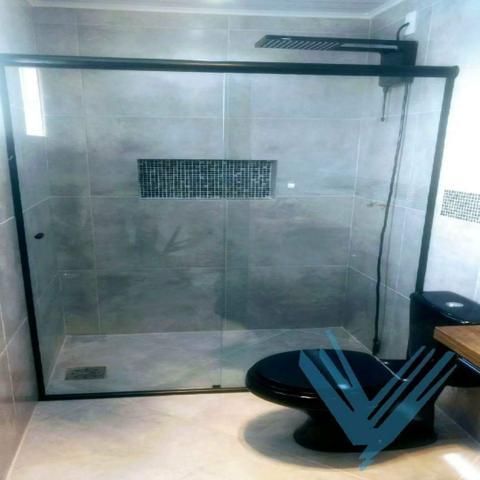 Promoção de box de vidro temperado