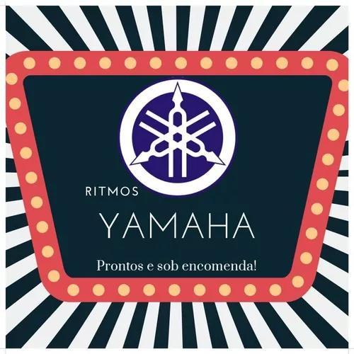 Ritmos Para Todos Os Teclados Yamaha!