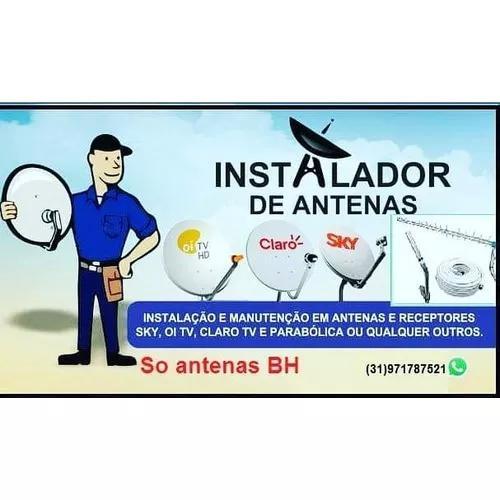 Tecnico Instalador De Antenas Bh