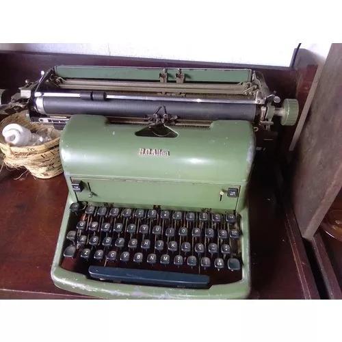 Vendo Essa Maquina Escrever Antiga