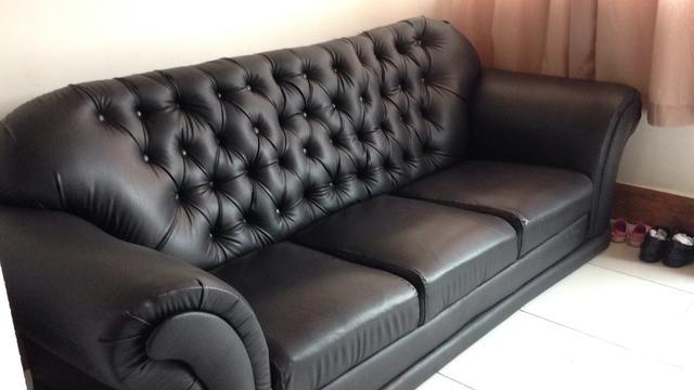 Vendo sofá 3 e 2 lugares por apenas R$