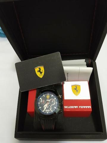 Vendo Relógio de Pulso Original Ferrari