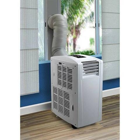 Ar condicionado portatil elgin btus quente /frio novo 1