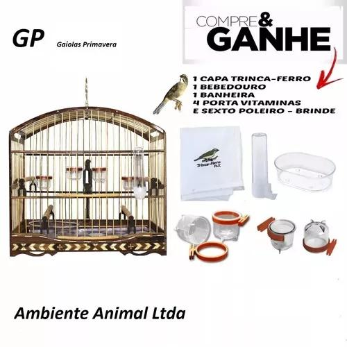 Gaiola Para Trinca Ferro Completa N.4/5