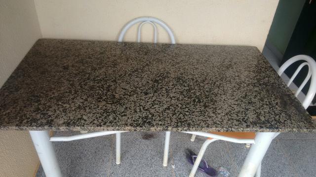 Vendo ou troco mesa em marmore