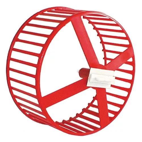 Brinquedo Roda Plástica Para Hamster Mr Pet - Cores